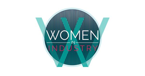 Women in Industry logo